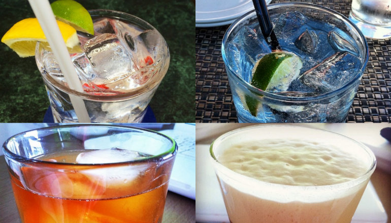 4 Low-Calorie Alcoholic Drink Recipes That Won\u0027t Ruin Your Diet