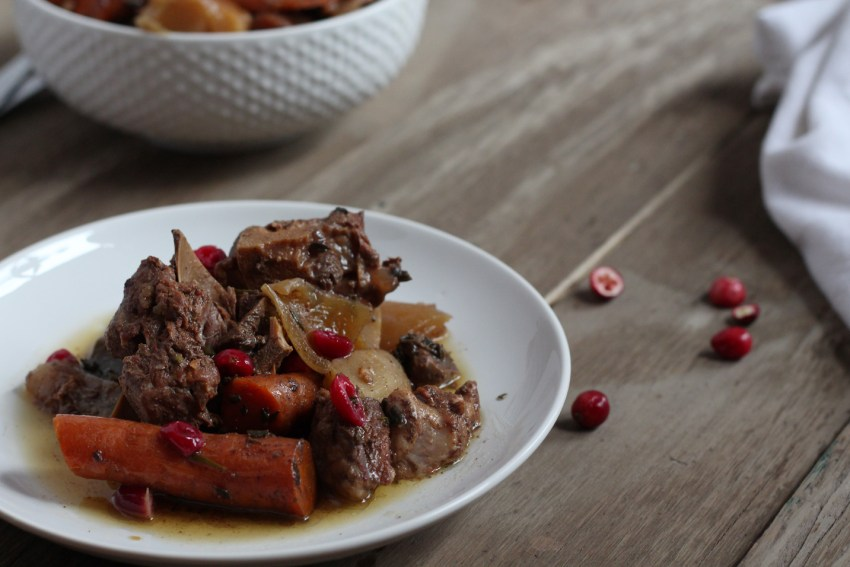 Winter Warming Lamb Stew