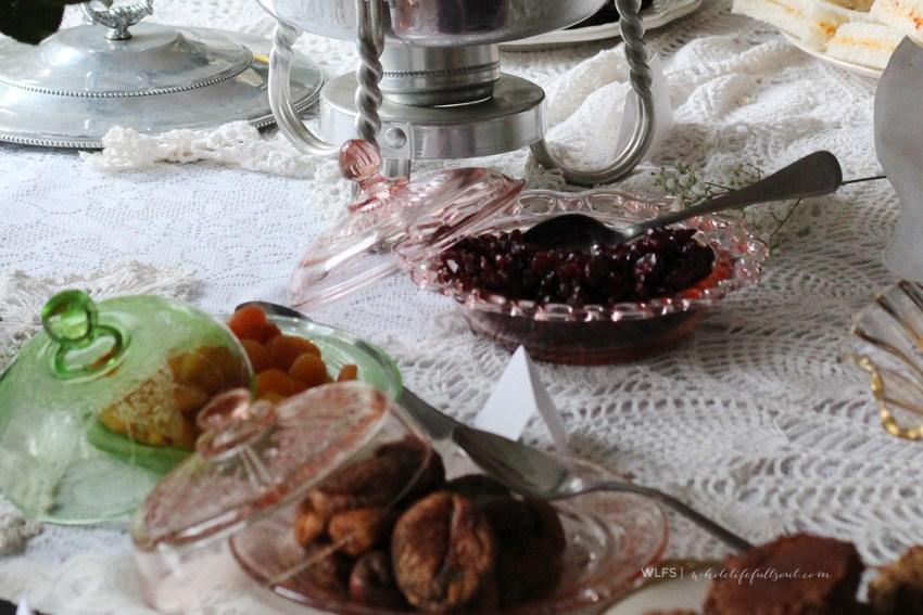 Dried Fruit Bar