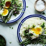 "Savory ""Grits"" & Soft Boiled Egg – The Perfect Paleo Spring Brunch"