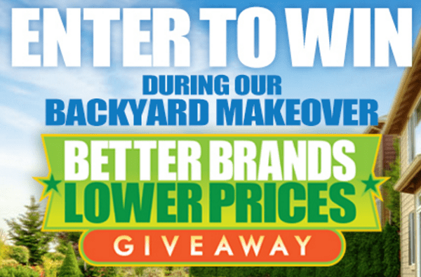 Backyard Makeover Sweepstakes : Win a Backyard Makeover  Whole Mom