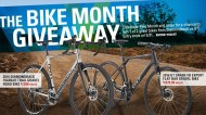 Bike Month Giveaway