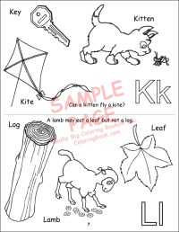 Wholesale Coloring Books | My Alphabet Book