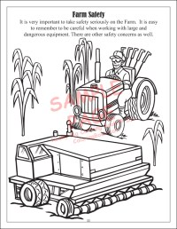 Wholesale Coloring Books | Food and Fun on the Farm
