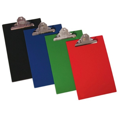WES A4 clip boards