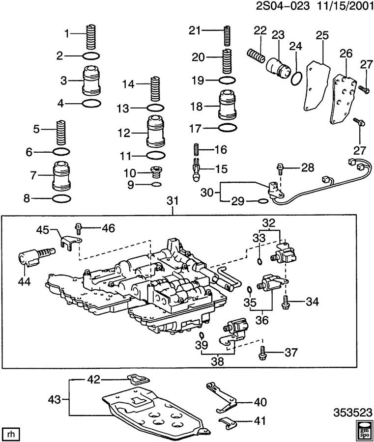 2003 pontiac vibe headlight wiring diagram