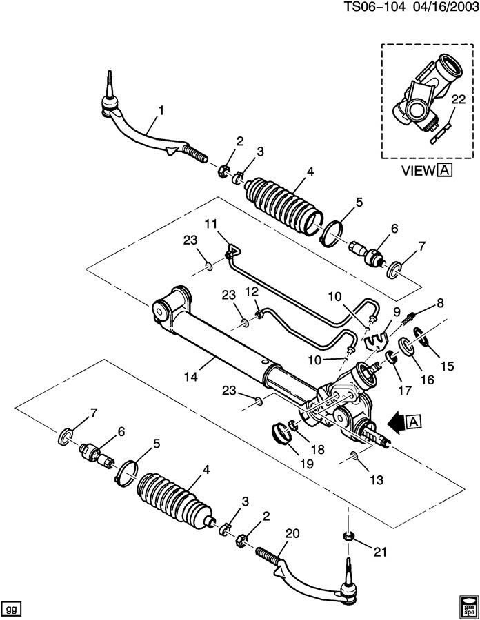 2003 CHEVY SSR WIRING DIAGRAM - Auto Electrical Wiring Diagram