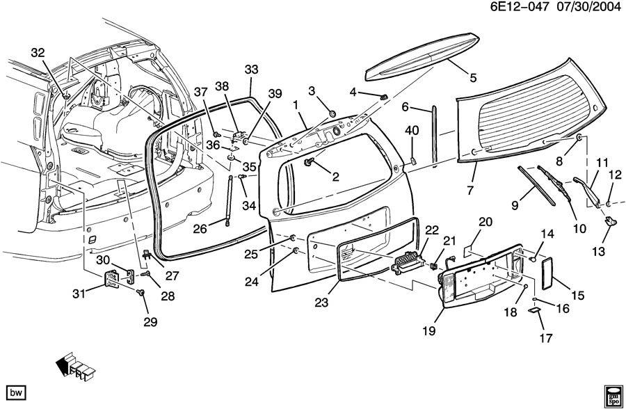 2012 Cadillac Srx Wiring Diagram - Auto Electrical Wiring Diagram