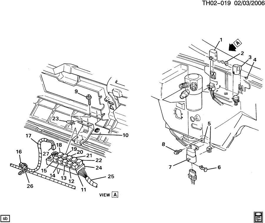 02 gmc sierra wiring diagram