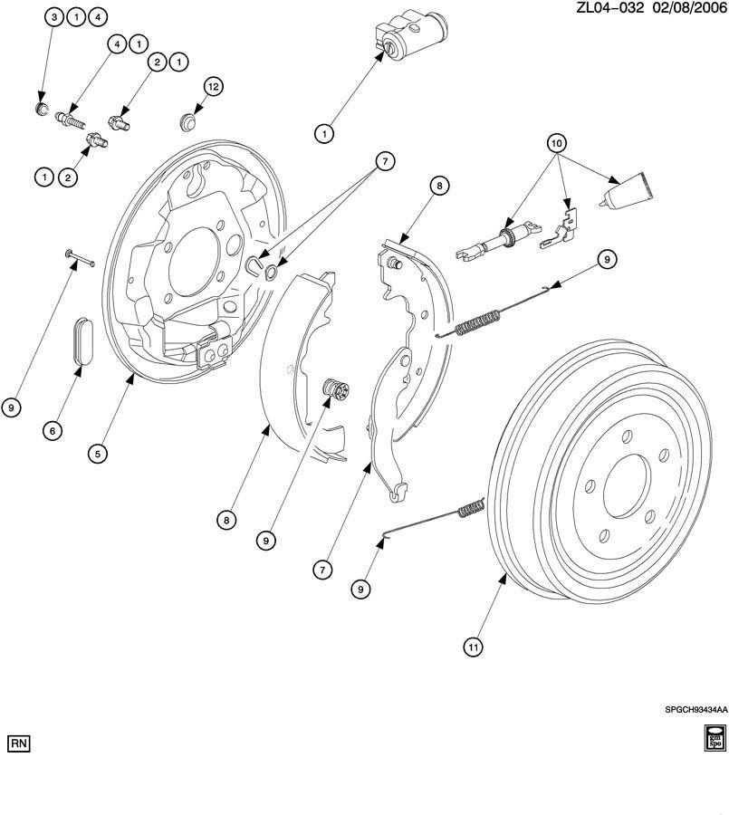 95 chevy cavalier engine diagram
