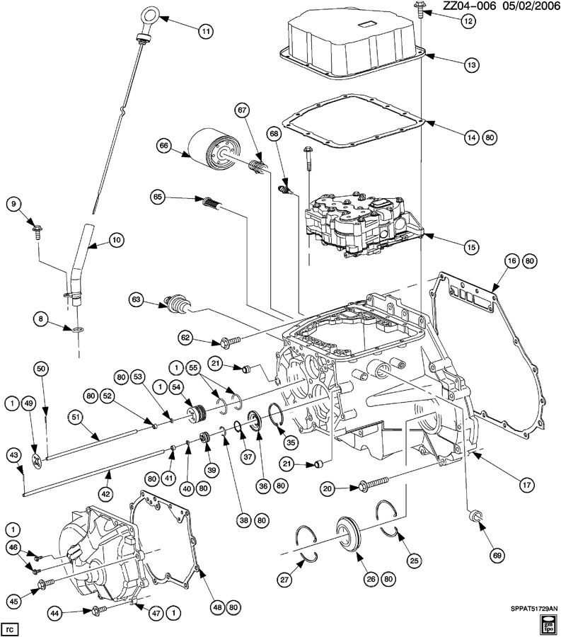 saturn transmission pressure control solenoid valve on 2002 saturn