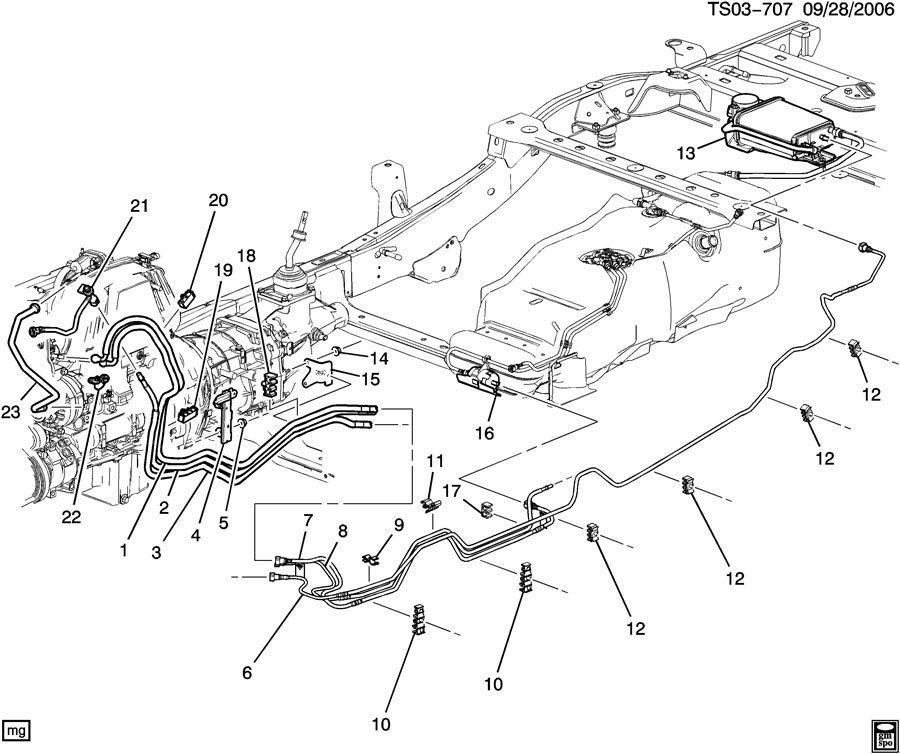 chevrolet 4 cyl engine diagram