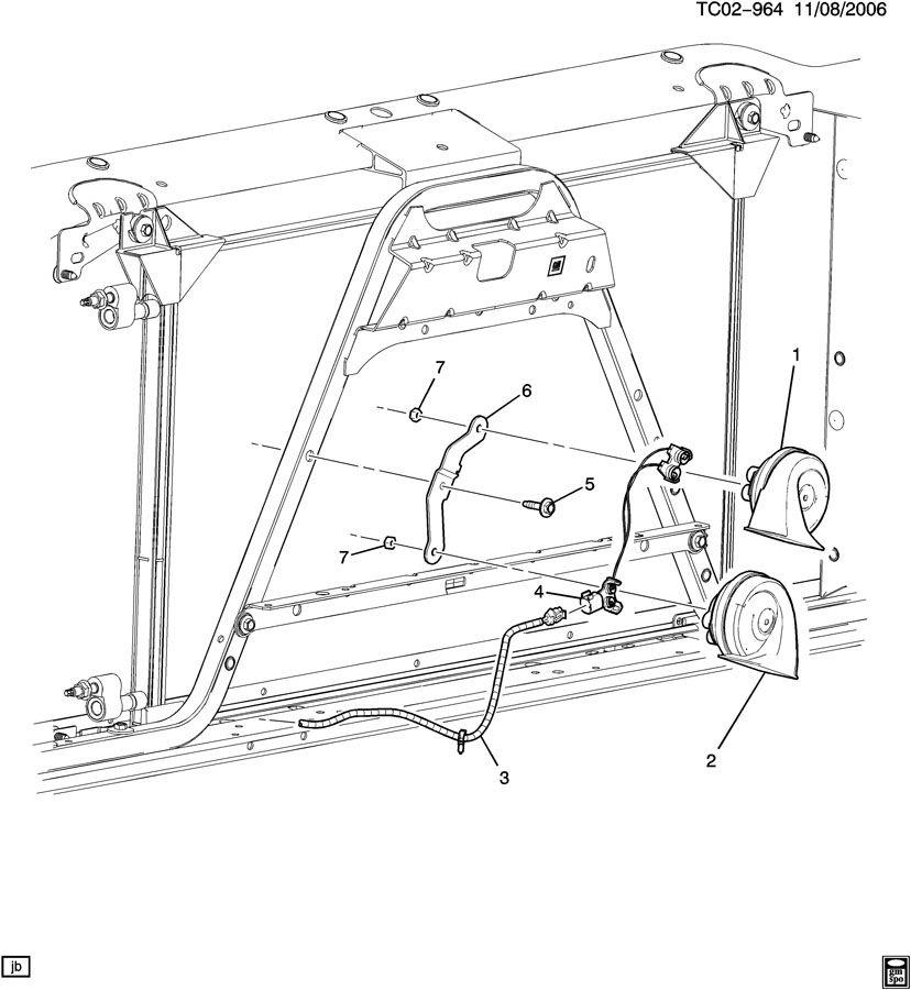 06 cadillac escalade wiring diagram