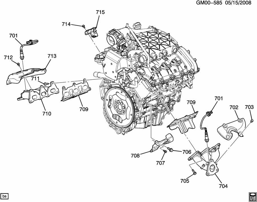 2010 acura rdx engine diagram