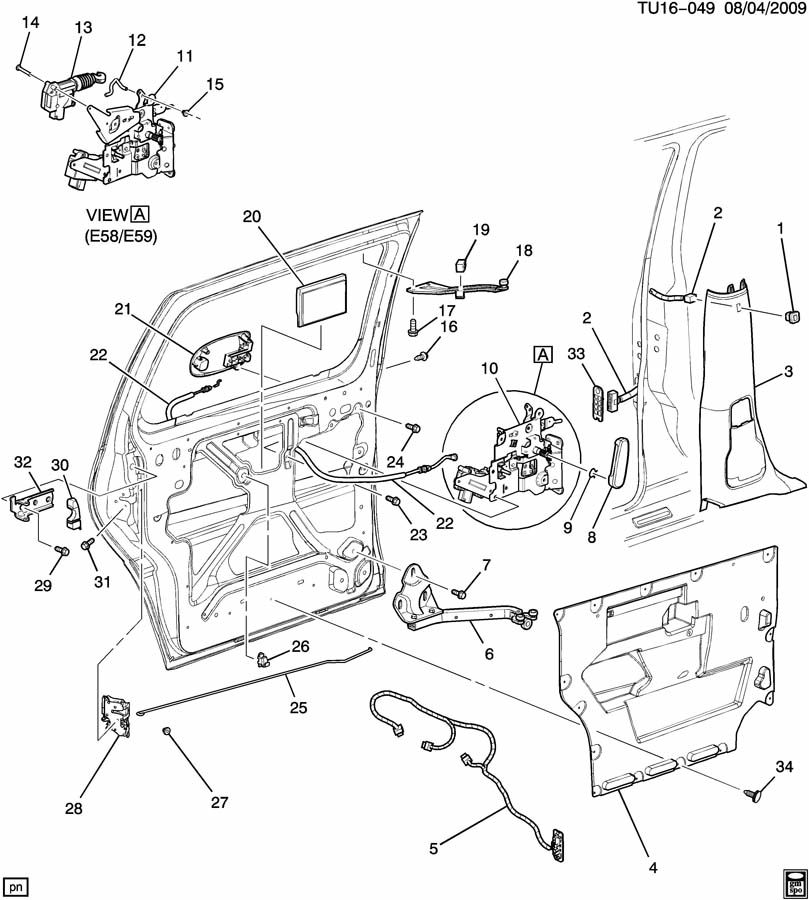 2004 chevy silverado window wiring diagram