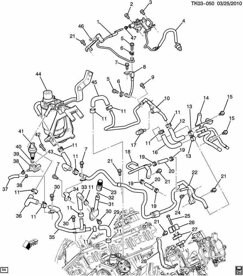duramax engine diagram air flow
