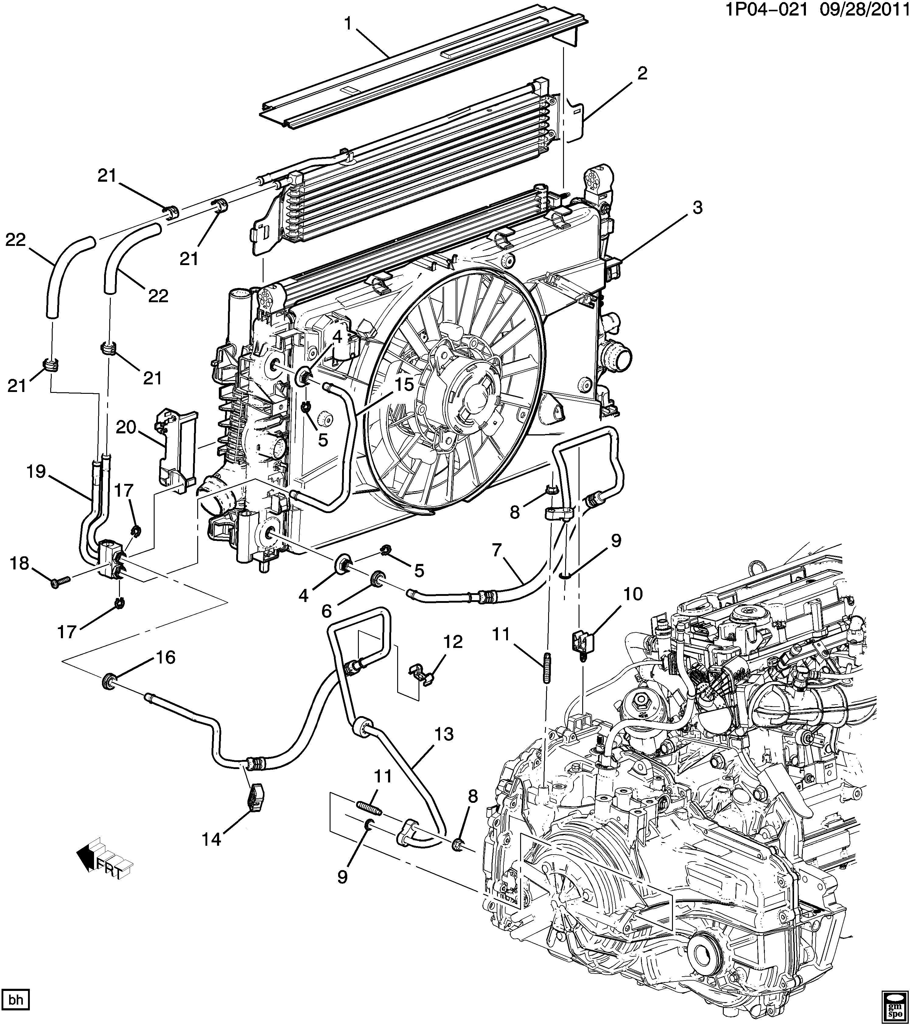 duramax engine ground locations diagram