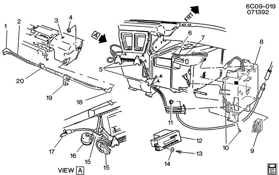 1992 cadillac deville ac wiring diagram