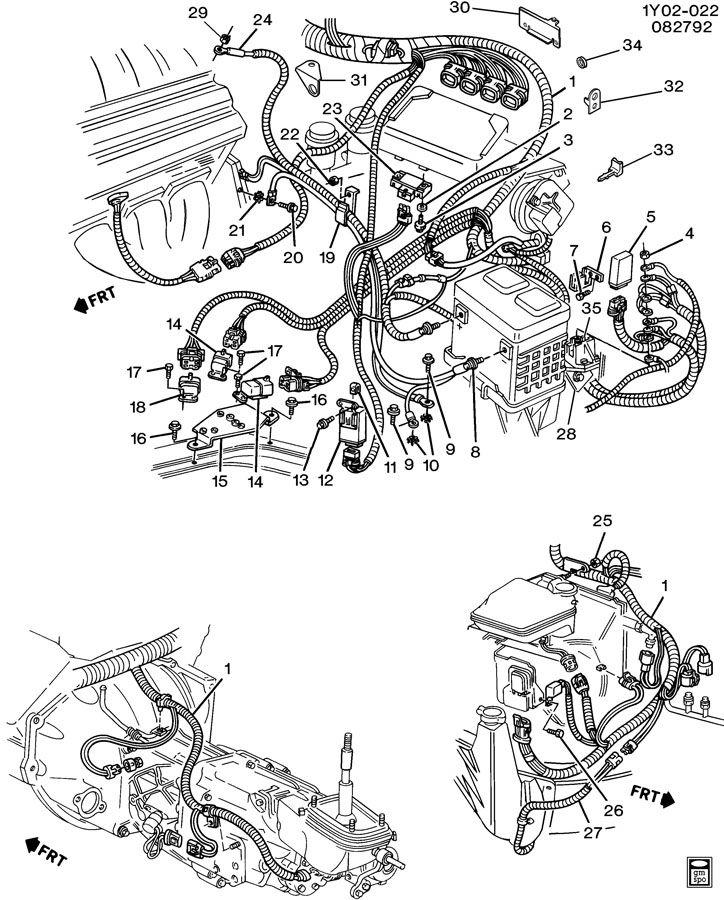 o2 sensor wiring diagram 2002 escalade