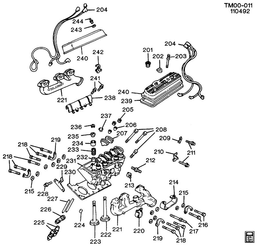 95 S10 2 2 Engine Diagram Smart Wiring Electrical Wiring Diagram