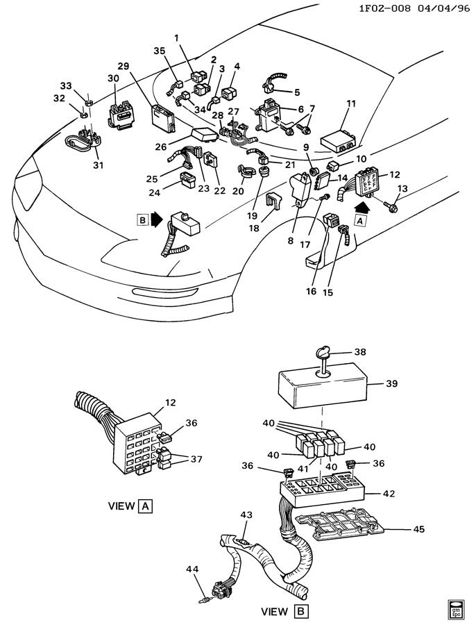 66 Mustang Wiring Diagram Fuse - Best Place to Find Wiring and