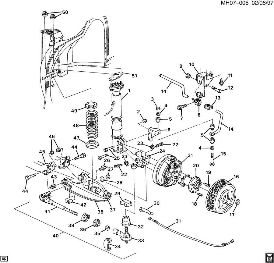 pontiac grand am engine diagram