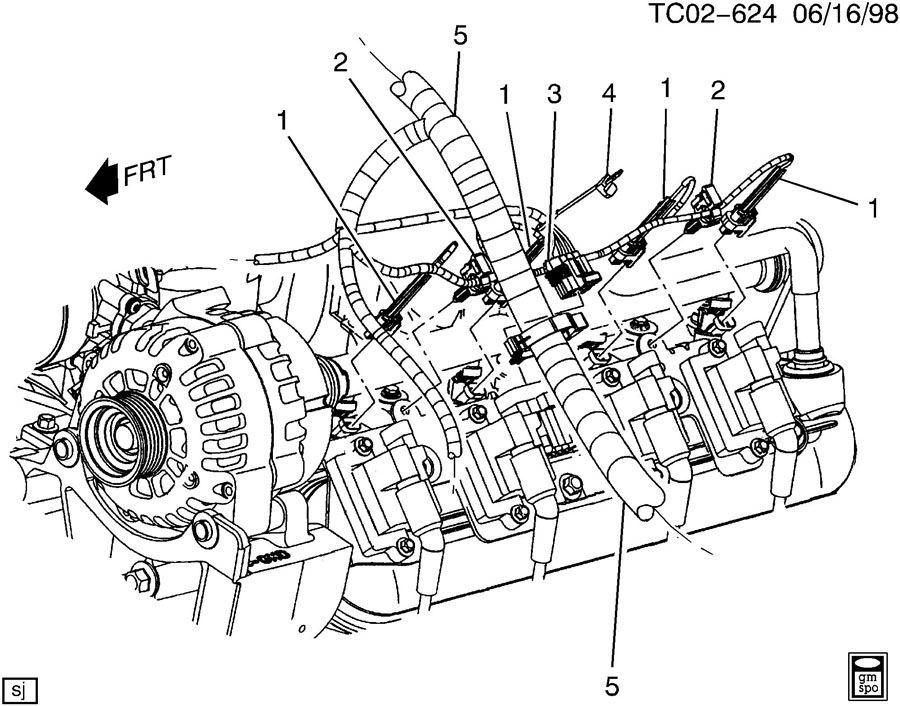 lm7 engine wiring harness