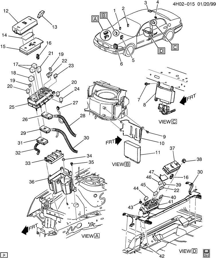2005 buick lesabre vacuum diagram