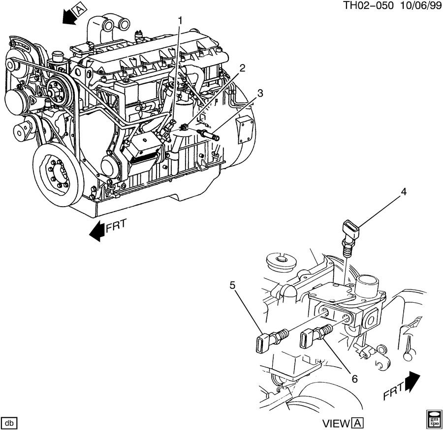 1998 c6500 wiring diagram