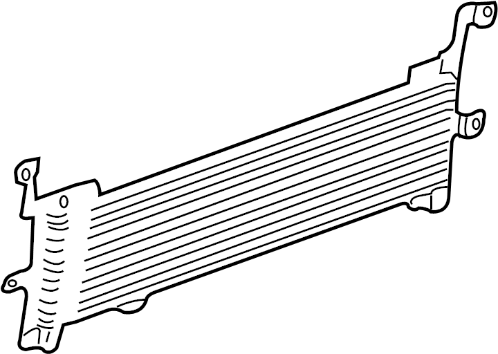 gm trans fluid diagram