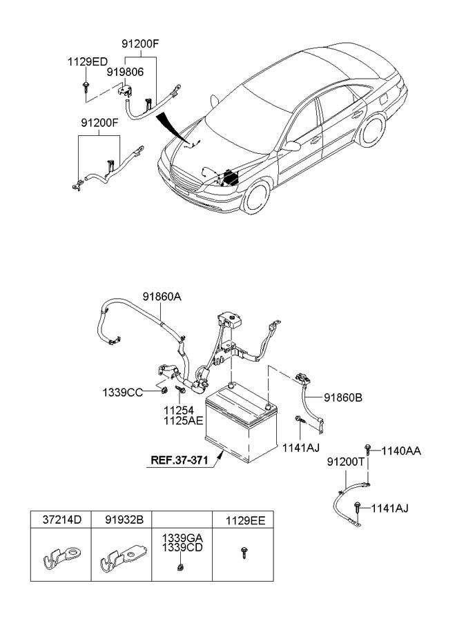 1990 hyundai sonata wiring diagram