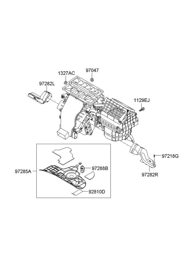 2008 hyundai sonata parts auto parts diagrams
