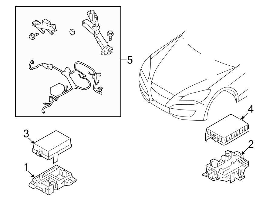 hyundai genesis wiring diagrams
