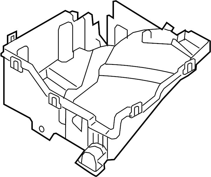 left lower fuse box