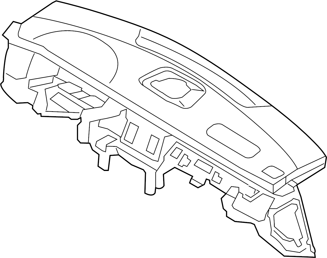 2007 acura rdx fuse box