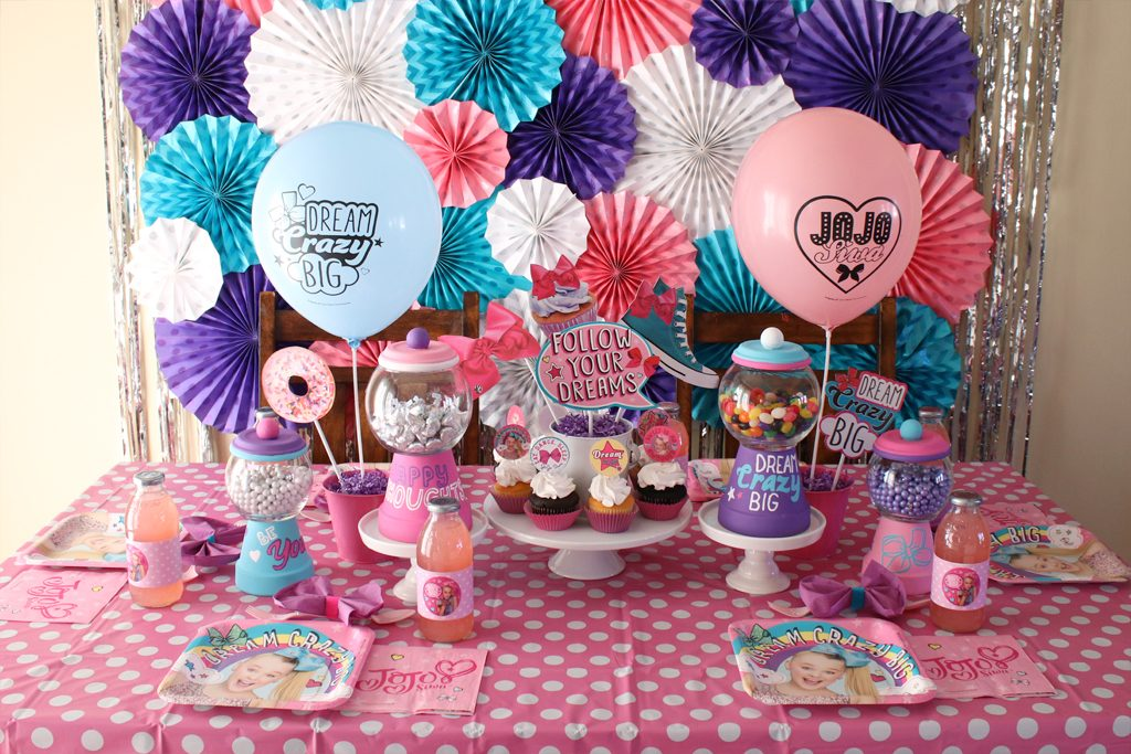 Jojo Siwa Party Party Ideas Activities By Wholesale