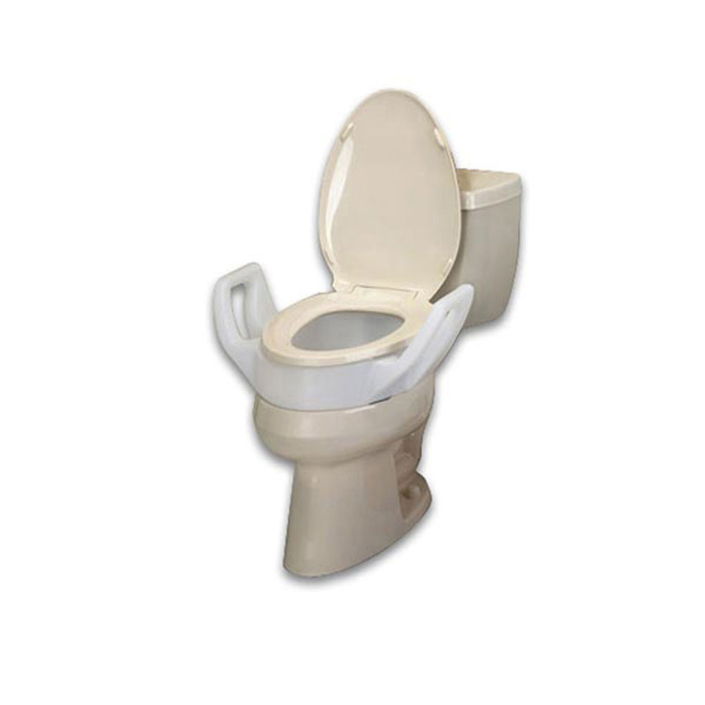 Ableware 725753211 725753311 Bath Safe Elevated Toilet