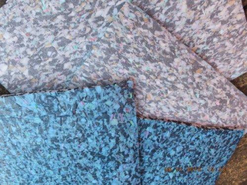 Pu Foam 10mm Thick Carpet Underlay Roll Wholesale Scout