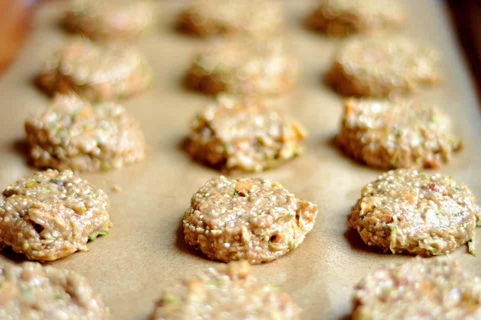 Apple Zucchini Bread Breakfast Muffins 4