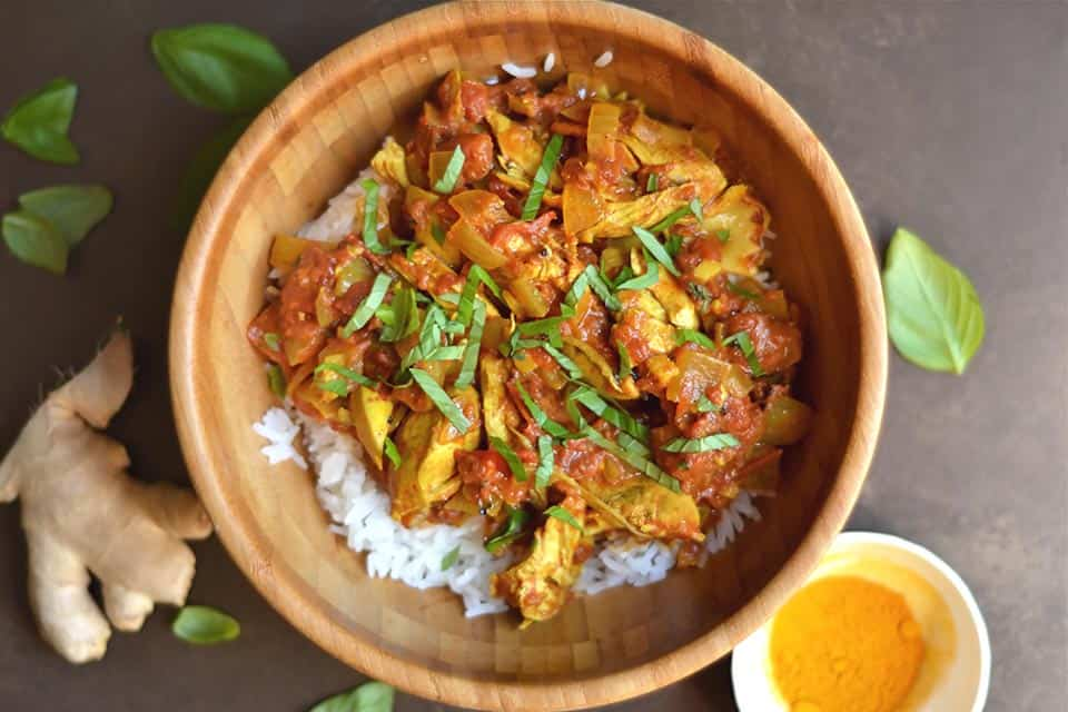 Slow Cooker Chicken Tikka Masala 2