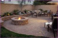 Interesting Backyard Patio Paver Design Ideas