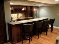 basement bar ideas modern - Basement Bar Ideas for Rustic ...