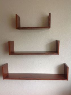 Small Of Build Wall Mounted Bookshelves