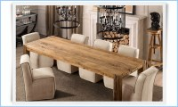narrow dining tables for small spaces - Is Narrow Dining ...