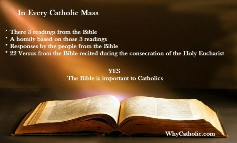 The Bible & The Catholic Church