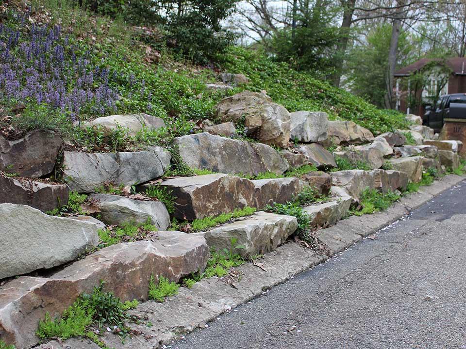 Stone Walls Pittsburgh