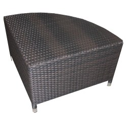 Small Crop Of Wicker Coffee Table