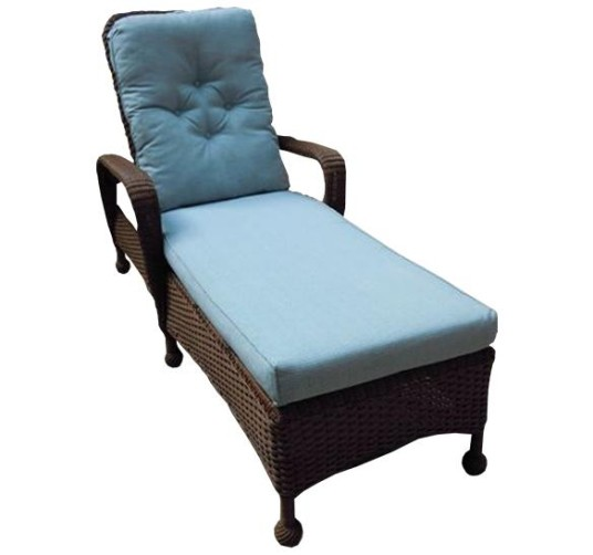 401acl Cushions Montclair And Monaco Adjustable Chaise