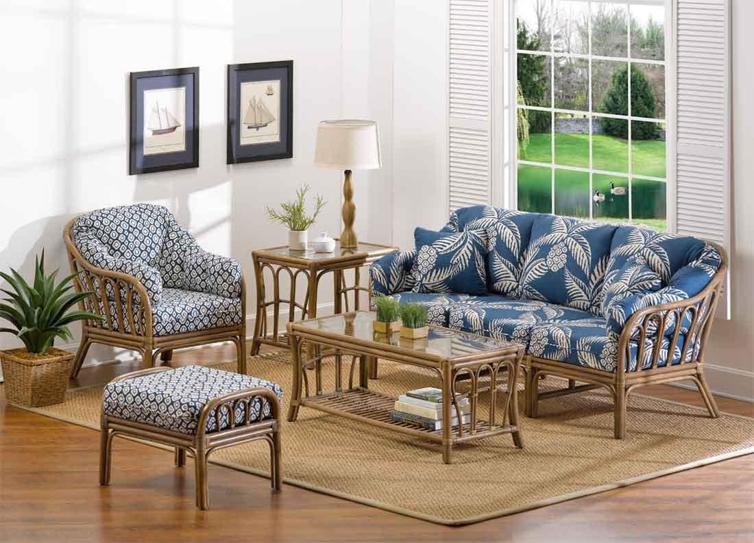 Bimini 6 Piece Furniture Set With Cushions