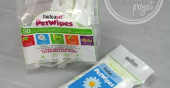 Pamper Your Pets with FouFou Pet Pet Wipes and Pawstick